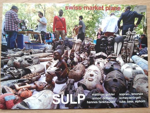 Swiss Urban Landler Passion : Swiss Market Place