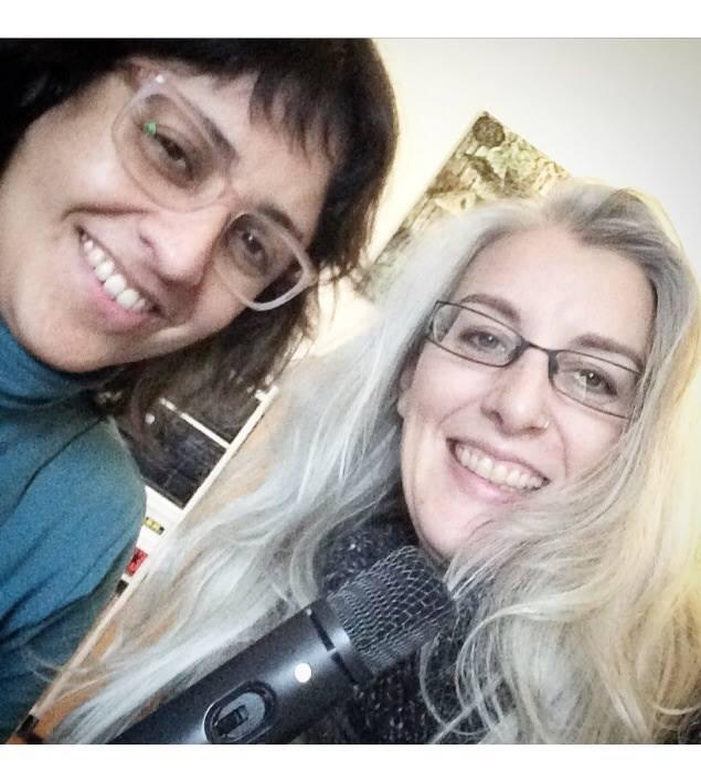 Christine Gerber Ruth & Rosina Bucio